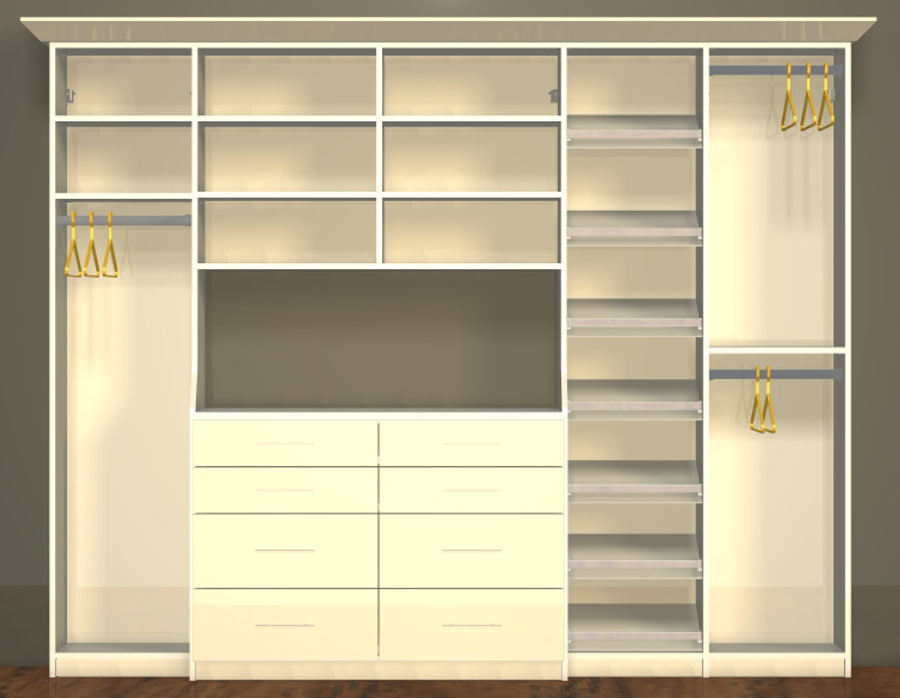 Tailored Closet System