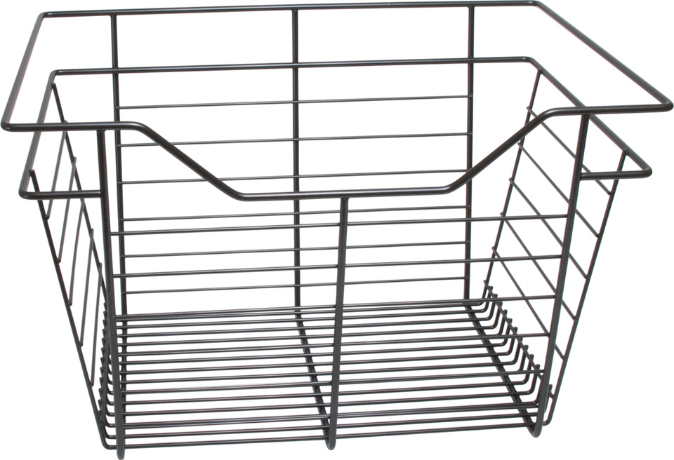 12in tall wire basket