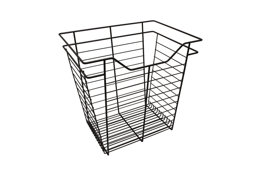 18in tall wire basket